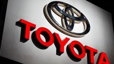 صورة بلومبرج: «تويوتا موتور» لن تتوسع فى الهند بسبب الضرائب الباهظة