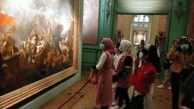 صورة وزيرة الثقافة: تواصل السعي لدعم قيم الانتماء للوطن في نفوس أبناء مصر وبناء شخصياتهم