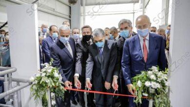 """صورة افتتاح مراكز """"سيمنس"""" الألمانية بالمنطقة الاقتصادية بالسخنة"""