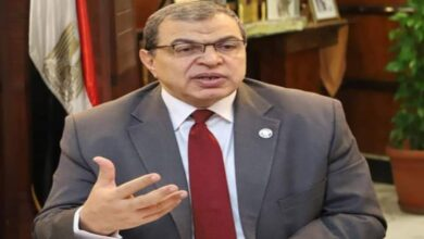 صورة سعفان يتابع حالة الطبيبة المصرية المعتدى عليها بالكويت.. ويؤكد حقوقها محفوظة وكل الدعم والمساندة لها