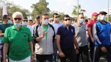 صورة احتفالا باليوم العالمي للمشي… وزير الشباب والرياضة يشارك بمهرجان للمشي بالاسماعيليه