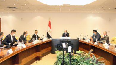 صورة وزير الاتصالات يلتقي وفد شركة هواوي العالمية لبحث أوجه التعاون