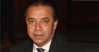 صورة شريف الجبلى يطالب بضرورة إعادة النظر فى الرسوم الجديدة لتأمين نقل المواد الكيماوية