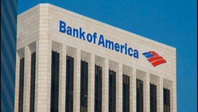 """صورة """"أوف أمريكا"""" يكشف توجيه المستثمرين 17.6 مليار دولار للسندات..و8.6 مليار للأسهم"""