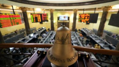 صورة تراجع مؤشر البورصة المصرية خلال تعاملات الأسبوع
