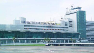 صورة مطار القاهرة الدولي الأول افريقياً في حركة الشحن الجوي لعام 2019