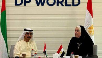 صورة وزيرة التجارة والصناعة تعقد سلسلة لقاءات مع عدد من المؤسسات المالية والاستثمارية والصناعية الاماراتية