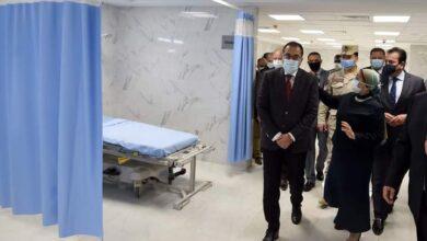 صورة مدبولى:  مستشفى القصر العينى  يشهد نقلة النوعية في الخدمة الطبية  بعد التوسع في خدماتها لتوفر الرعاية الصحية