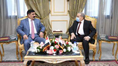 """صورة """"مرسي"""": مصانع الإنتاج الحربي جاهزة لتلبية كافة مطالب الجانب العراقي"""