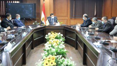 صورة وزير الرياضة  :  تطبيق الإجراءات الإحترازية والضوابط الصحية على مختلف الأنشطة والبطولات
