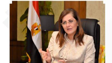 صورة وزيرة التخطيط : ٢٠٠مليون جنيه لسيوة و80 مليون جنيه للاسكندرية و69.6 مليون لمطار حباطة و16 مليون للحبيل