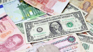 صورة تعرف على أسعار العملات العربية والأجنبية فى البنوك اليوم الاحد