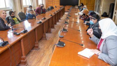 صورة وزارة التضامن الاجتماعي تعقد جلسات حوارية مع العمالة غير المنتظمة لبحث مد مظلة الحماية الاجتماعية