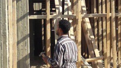 صورة رئيس جهازالقاهرة الجديدة: تنفيذ حملات لضبط المخالفات ورفع الإشغالات ووصلات المياه الخلسة