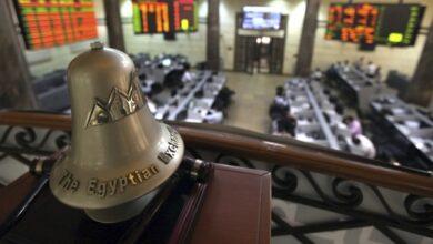 صورة البورصة تربح 3.4 مليار جنيه فى ختام تعاملاتها  اليوم الخميس