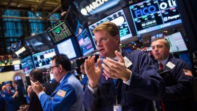صورة الأسهم الامريكية تغلق على إرتفاع جماعي