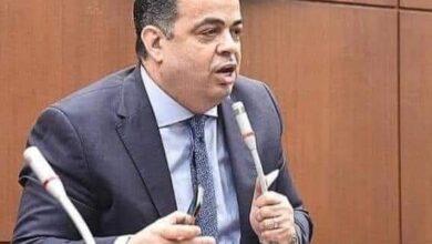 صورة عفيفي يهنئ السيسى  والداخلية والشعب المصري باعياد الشرطة