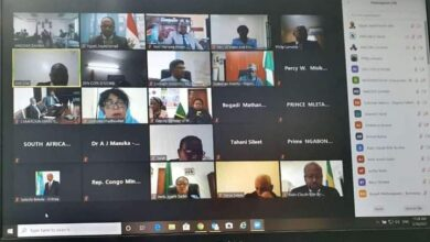 صورة نائب وزير الإسكان يشارك فى الاجتماع الثاني عشر للجمعية العمومية لمجلس وزراء المياه الأفارقة