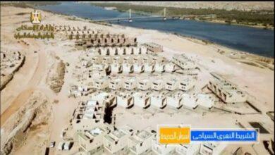 صورة وزير الإسكان: جارٍ تنفيذ الممشى النيلى والمسرح الرومانى بمدينة أسوان الجديدة