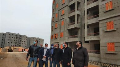صورة وزير الاسكان : 55 % نسبة تنفيذ 24888 شقة بمبادرة سكن كل المصريين بأكتوبر الجديدة