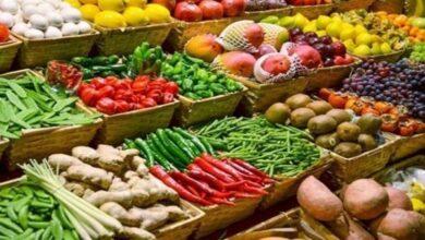 صورة تعرف على أسعار الخضر والفاكهه بالاسواق صباح اليوم الخميس