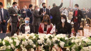 صورة برعاية رئيس الوزراء قمة مصر للأفضل تكرم وزيرة البيئة