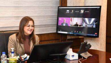صورة وزيرة التخطيط : التمكين الاقتصادي للمرأة قضية محورية في رؤية مصر 2030 وفي التوجه التنموي للدولة.