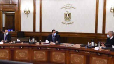 صورة مدبولي: الحكومة تدعم الصناعة الوطنية والعربي: ننفذ 18 مشروعاً على مستوى المحافظات.