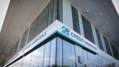 صورة بنك كريدي أجريكول يرفع قرض الشركة المصرية للتمويل العقاري إلى 500 مليون جنيه