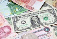 صورة تعرف على أسعار العملات الرئيسية مقابل الجنيه المصري خلال تعاملات اليوم بالبنوك
