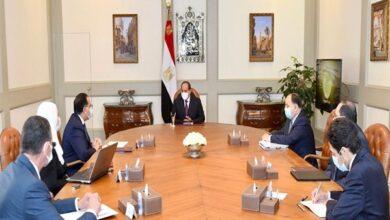 صورة الرئيس السيسي يتابع نشاط مؤسسات الرعاية الاجتماعية وحضانات الأطفال وصندوق تحيا مصر