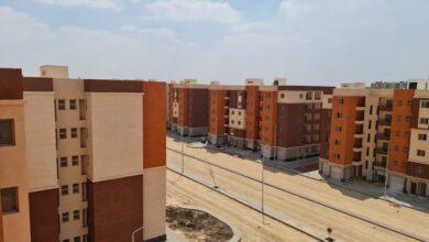 """صورة وزير الإسكان: 75 ٪  إنجاز  مشروع """"عمارات مدينة السلام"""" للسكن البديل التى ينفذها جهاز العبور"""
