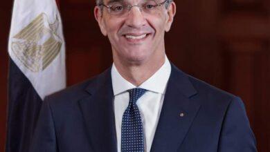 صورة وزير الاتصالات:  تقدم ترتيب مصر 5 مراكز فى مؤشر الانترنت الشامل لعام 2021 الصادر عن الايكونومست
