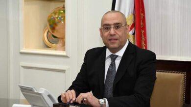 """صورة وزير الإسكان: """"الجهاز المركزى للتعمير"""" نفذ مشروعات بـ 18.5 مليار جنيه فى تنمية سيناء ومحور قناة السويس"""