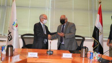 صورة إيتيدا توقع 3 بروتوكولات مع منظمات المجتمع المدني
