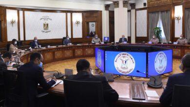 """صورة مدبولى  يتابع موقف المبادرة الرئاسية """"حياة كريمة"""" وإحياء القاهرة التاريخية وممشى أهل مصر"""