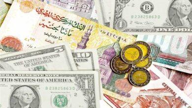 صورة تعرف على أسعار العملات الاجنبية اليوم الجمعة 7مايو 2021