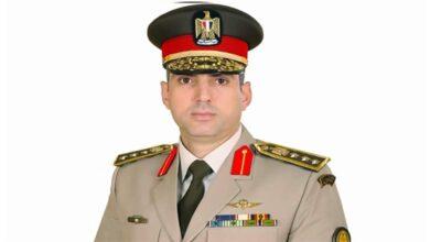 صورة المتحدث العسكري يعيد نشر عملية القصاص لشهداء الواحات