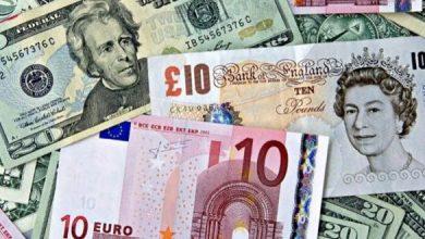 صورة تعرف على أسعار العملات الرئيسية مقابل الجنيه المصري خلال تعاملات اليوم الاحد  بالبنوك