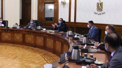 صورة رئيس الوزراء يستعرض عدداً من المشروعات الجاري تنفيذها بالدقهلية