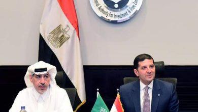 صورة عبد الوهاب  يلتقي مسئولي الجانب السعودي بمجلس الأعمال المصري السعودي لبحث زيادة الاستثمارات السعودية