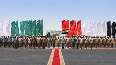 """صورة ختام فعاليات التدريب المشترك المصري الباكستاني """"حماة السماء -1"""""""