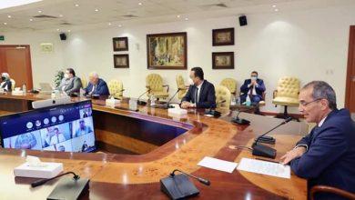 صورة وزيرا التعليم العالى  والاتصالات  يشهدان توقيع بروتوكول تعاون لإنشاء مركز إبداع مصر الرقمية بجامعة الزقازيق
