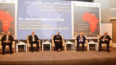 صورة وزيرة التجارة والصناعة تعلن إطلاق بعثات تجارية مصرية إلى دول وسط وغرب افريقيا