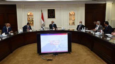 صورة وزير الإسكان يستعرض مقترح المخطط التفصيلي العام للمدخل الجنوبى لمدينة الجيزة