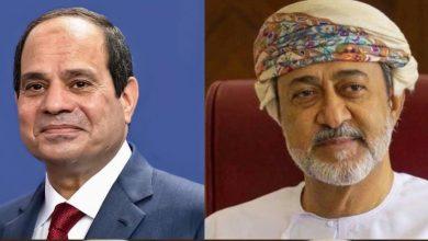 صورة السيسي : نحرص على العلاقات المتميزة بين مصر وسلطنة عمان والارتقاء بها