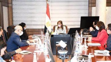 """صورة وزيرة التخطيط: 11% تراجعا في معدلات الفقر بالقرى المصرية بفضل """"حياة كريمة"""""""