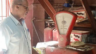 صورة التموين: انتظام العمل بالمخابز ومحطات الوقود