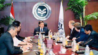 """صورة رئيس هيئة الاستثمار يلتقى الرئيس التنفيذي لشركة """"كيمين"""" الأمريكية  وضخ استثمارات جديدة بقيمة ١.٨ مليار جنيه مصرى"""