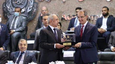 صورة وزير الاتصالات يشهد ختام فعاليات المسابقة الرسمية للبرمجيات لطلاب الجامعات المصرية